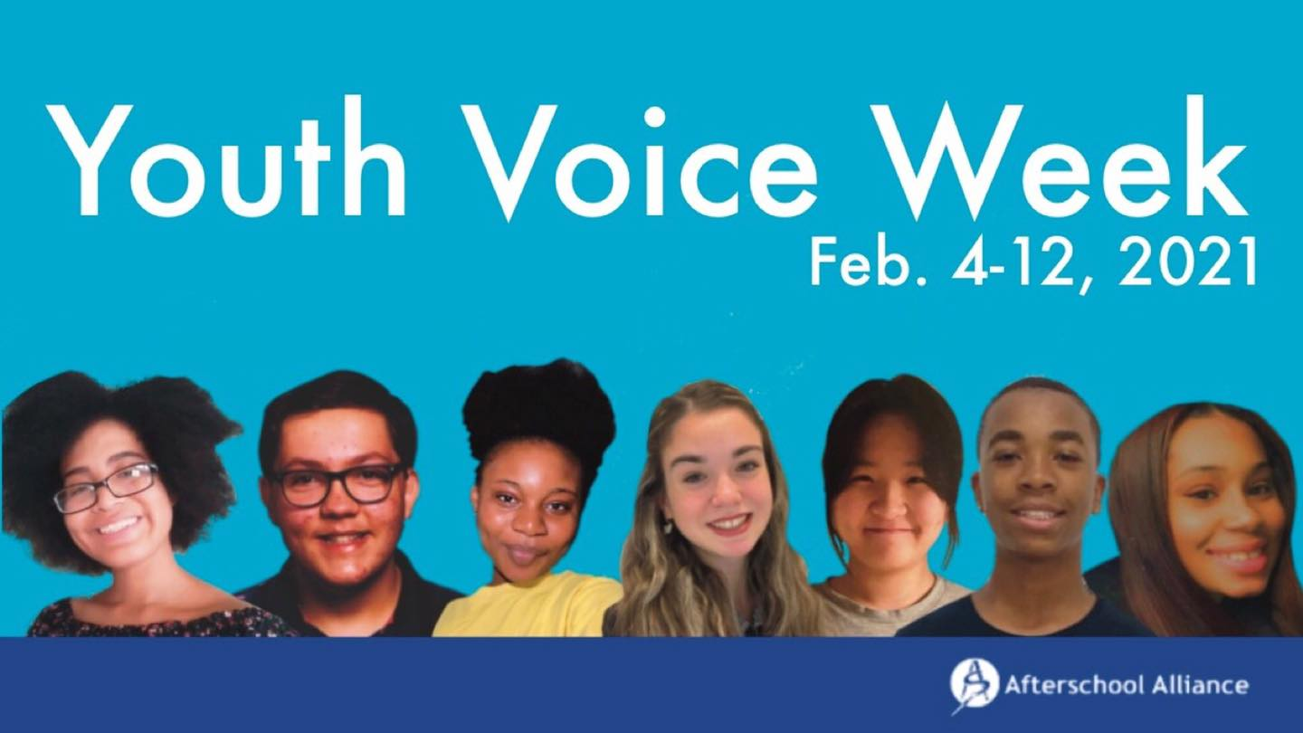 Youth Voice Week: Join us in celebrating the power of youth voices!