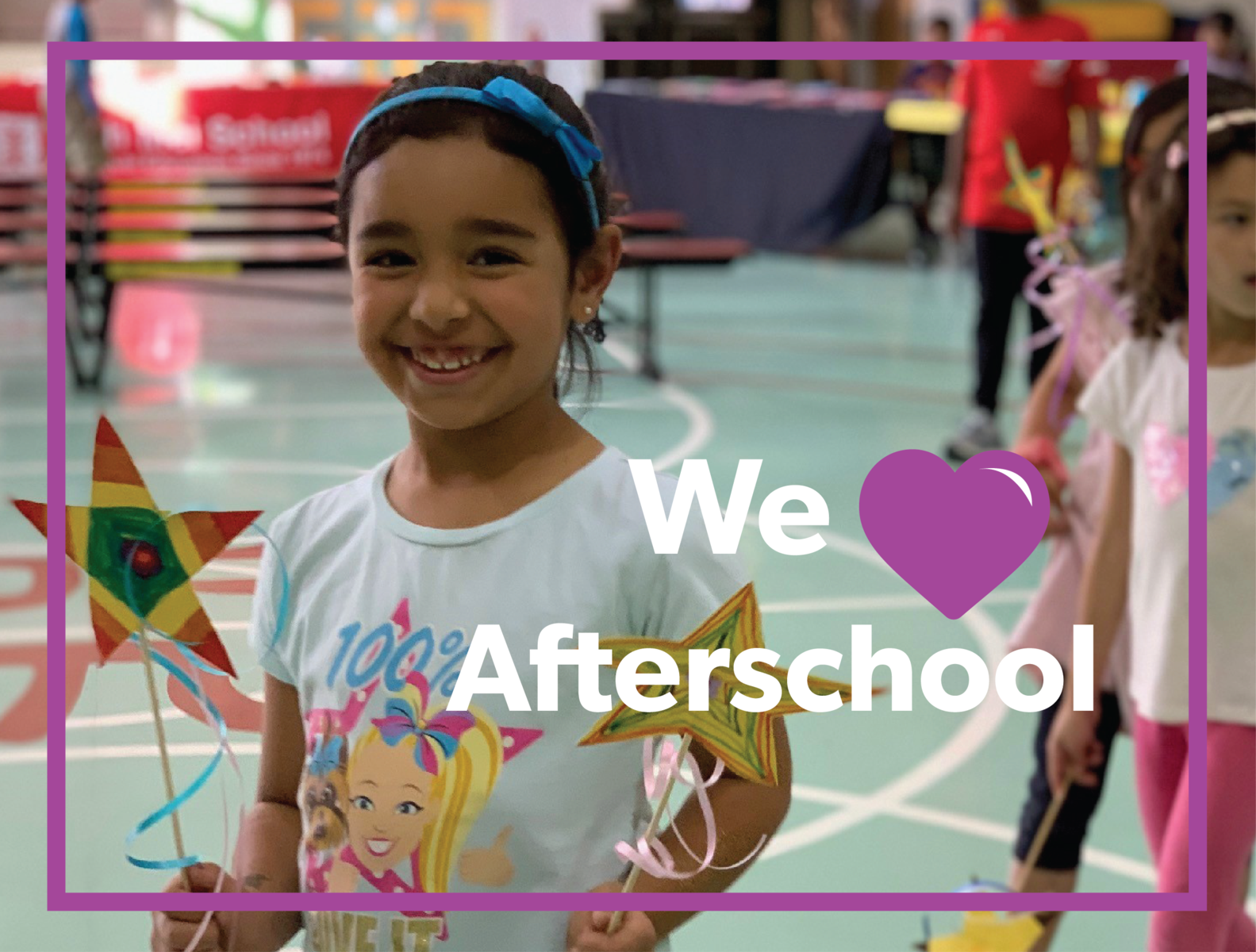 We Love Afterschool!