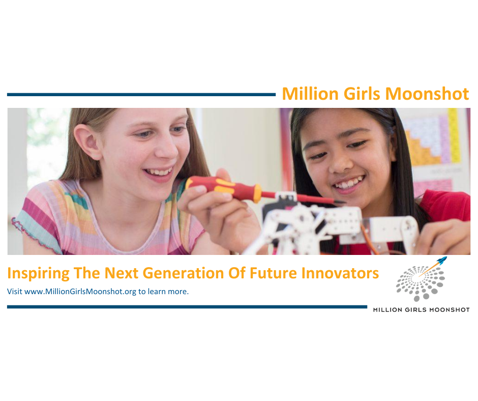 Million Girls Moonshot Comes to Tennessee!