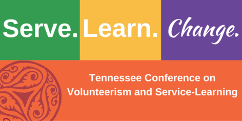 TN Conference on Volunteerism & Service Learning in February