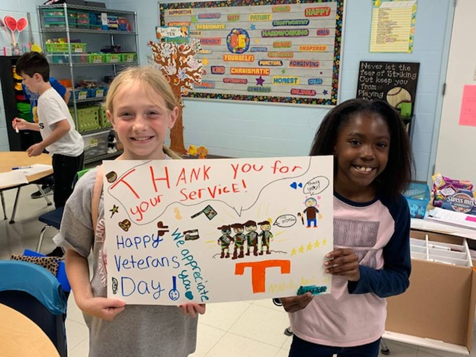 Afterschool Serves TN   Grant Winners