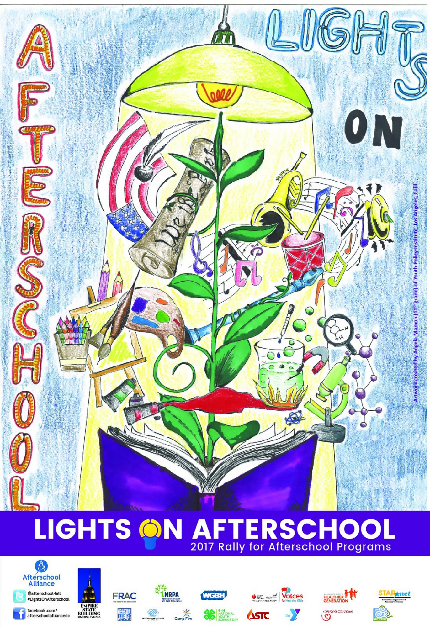 Celebrate The 18th Annual Lights On Afterschool Oct. 26, 2017!
